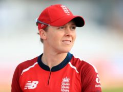 Heather Knight admitted she was frustrated to fall agonisingly short of a century (Mike Egerton/PA)