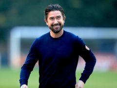 Harry Kewell is back in management at Barnet (Adam Davy/PA)