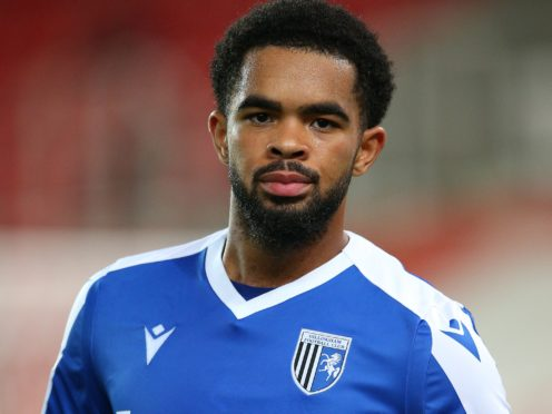 Trae Coyle played on loan at Gillingham last season (Nigel French/PA)