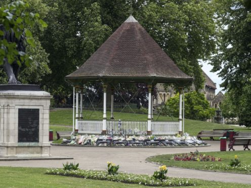 Memorial to three victims of Reading terror attack to take place on Sunday (Steve Parsons/PA)