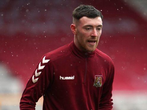 Ryan Edmondson will join up with former Leeds boss Simon Grayson at Fleetwood (Zac Goodwin/PA)