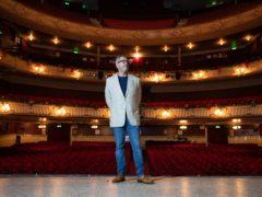Paul Woolf, of Kings Theatre (Andrew Matthews/PA)