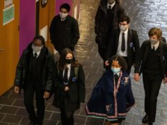 Ethnic minority children may be disproportionately impacted by Covid-19 – study (Aaron Chown/PA)