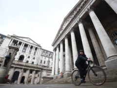 The Bank of England briefly hit its climate targets nine years early (Kirsty O'Connor/PA)