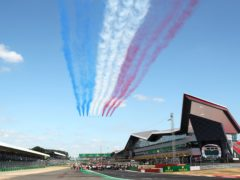 The British Grand Prix is set to take place in front of a full crowd (David Davies/PA)