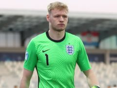 Aaron Ramsdale has 15 England Under-21 caps but has been added to the senior squad at Euro 2020 (Luke Stanzi/PA)