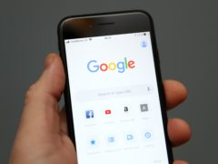 Google is planning an overhaul of how ads work on its popular Chrome browser (Andrew Matthews/PA)