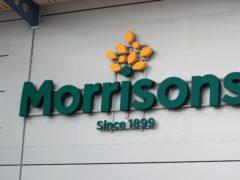 Morrisons (Mike Egerton/PA)