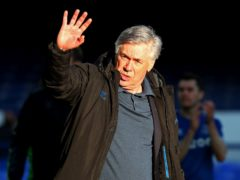 Carlo Ancelotti could be on his way out of Everton (Peter Byrne/PA)
