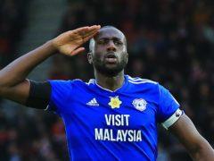 Sol Bamba is leaving Cardiff (Mark Kerton/PA)