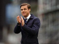 Fulham manager Scott Parker is on Bournemouth's radar (Adam Davy/PA)