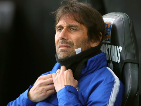 Antonio Conte enjoyed success at Chelsea (David Davies/PA)