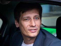 Russian opposition figure Dmitry Gudkov (AP/Alexander Zemlianichenko, File)
