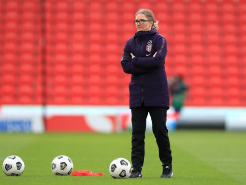 Hege Riise leads the Team GB women's football team to Tokyo next month (Mike Egerton/PA)