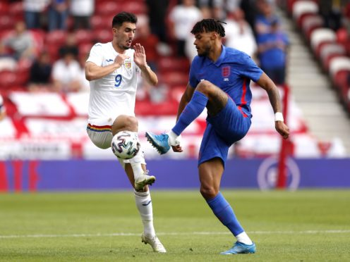 Tyrone Mings is in contention to start for England on Sunday (Lee Smith/PA)