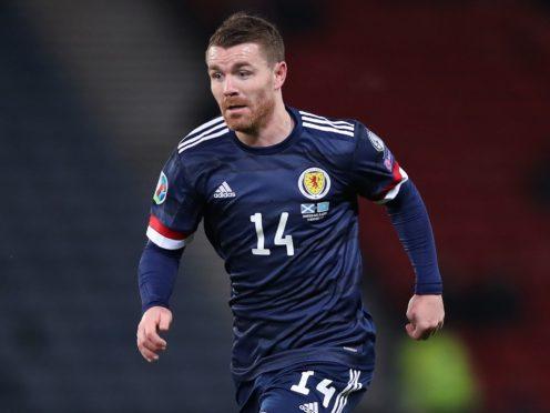 John Fleck is back with his Scotland team-mates (Steve Welsh/PA)