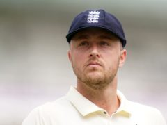 Ollie Robinson has decided to take a short break from cricket (Adam Davy/PA)