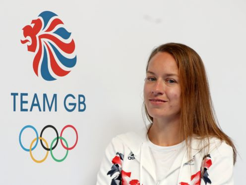 Great Britain's Stephanie Twell is preparing for the marathon at the Olympics. (Bradley Collyer/PA)
