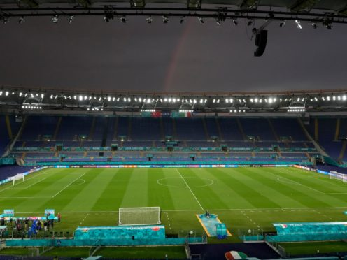 Italy take on Turkey in the opening game of Euro 2020 in Rome (Andrew Medichini/AP).