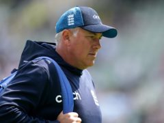 Chris Silverwood's England are on the brink of defeat (Mike Egerton/PA)
