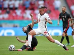 Kalvin Phillips was instrumental in England's opening Euro 2020 group win against Croatia (Nick Potts/PA)