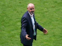Disruption to Steve Clarke's plans has been limited to Billy Gilmour's absence (Owen Humphreys/PA)