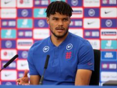 Tyrone Mings hopes to keep his place in the England defence against Scotland (Carl Recine/PA)