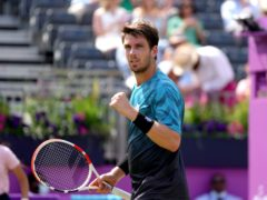 Cameron Norrie secured an impressive victory at Queen's Club (John Walton/PA)