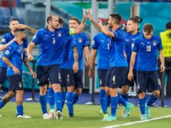 Italy have made an excellent start to Euro 2020 by winning their opening two games (Alessandra Tarantino/AP)