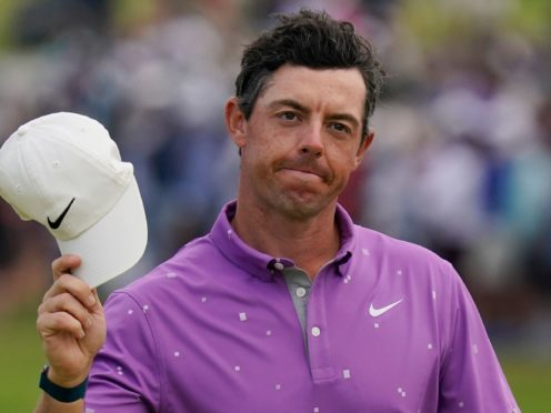 Rory McIlroy finished the US Open tied for seventh (Gregor Bull/AP)