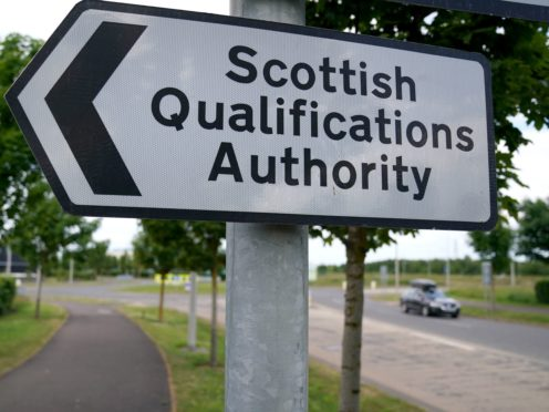 The SQA is to be replaced with a new organisation (Andrew Milligan/PA)