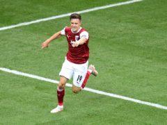 Christoph Baumgartner was Austria's match-winner in Bucharest (Mihai Barbu/AP)