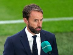 """Gareth Southgate says there is """"more to come"""" from England after they ensured a tough-looking Wembley return in the round of 16 by beating the Czech Republic to top their Euro 2020 group (Mike Egerton/PA)"""