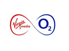 The Virgin Media O2 merged brand has been unveiled (Virgin Media O2/PA)
