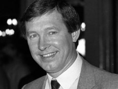 Sir Alex Ferguson during his time as Aberdeen manager (PA)