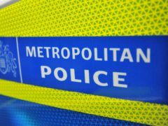 Police previously said officers were called to a home in James Gardens at around 8.10pm on Thursday (Andrew Matthews/PA)