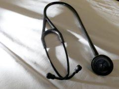 A stethoscope (Lynne Cameron/PA)