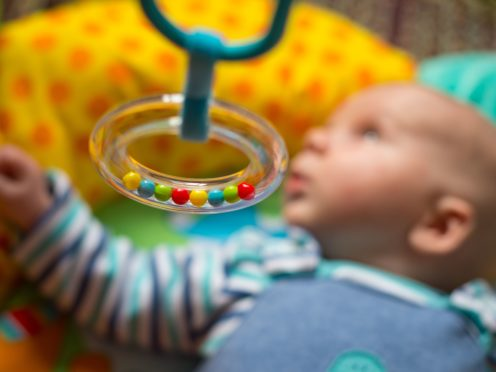 Positive respiratory syncytial virus samples have increased over the last five consecutive weeks (PA)