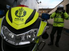 Police are making inquiries into the crash (Andrew Milligan/PA)