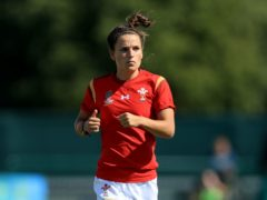 Jasmine Joyce, pictured playing for Wales, was part of the Team GB side beaten by New Zealand (Donall Farmer/PA)