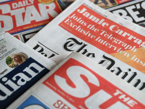 What the papers say – July 24 (PA)