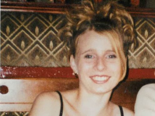 Victoria Hall was found dead five days after going missing on her way home from a Suffolk nightclub in September 1999 (Suffolk Constabulary/PA)
