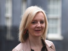 International Trade Secretary Liz Truss has been warned about the impact on UK farmers (Victoria Jones/PA)