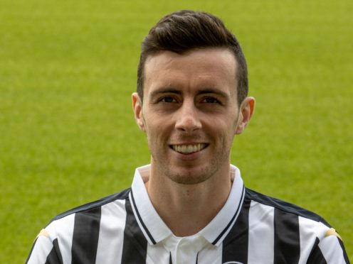 Joe Shaughnessy netted a crucial goal (PA)
