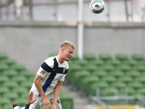 Finland's Juhani Ojala is aiming for a Motherwell debut (Niall Carson/PA)