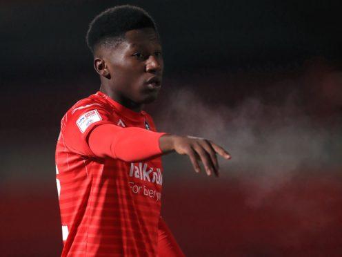 Di'Shon Bernard is set to join Hull on loan (Mike Egerton/PA)