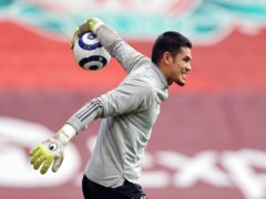 Alphonse Areola has joined West Ham (Clive Brunskill/PA)