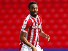John Obi Mikel has left Stoke after his contract was cancelled by mutual consent (Barrington Coombs/PA)
