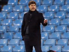 Mauricio Pochettino is now committed to PSG until 2023 (Martin Rickett/PA)