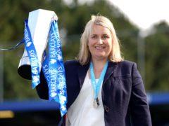 Emma Hayes guided Chelsea to a fourth Women's Super League title last season (John Walton/PA).